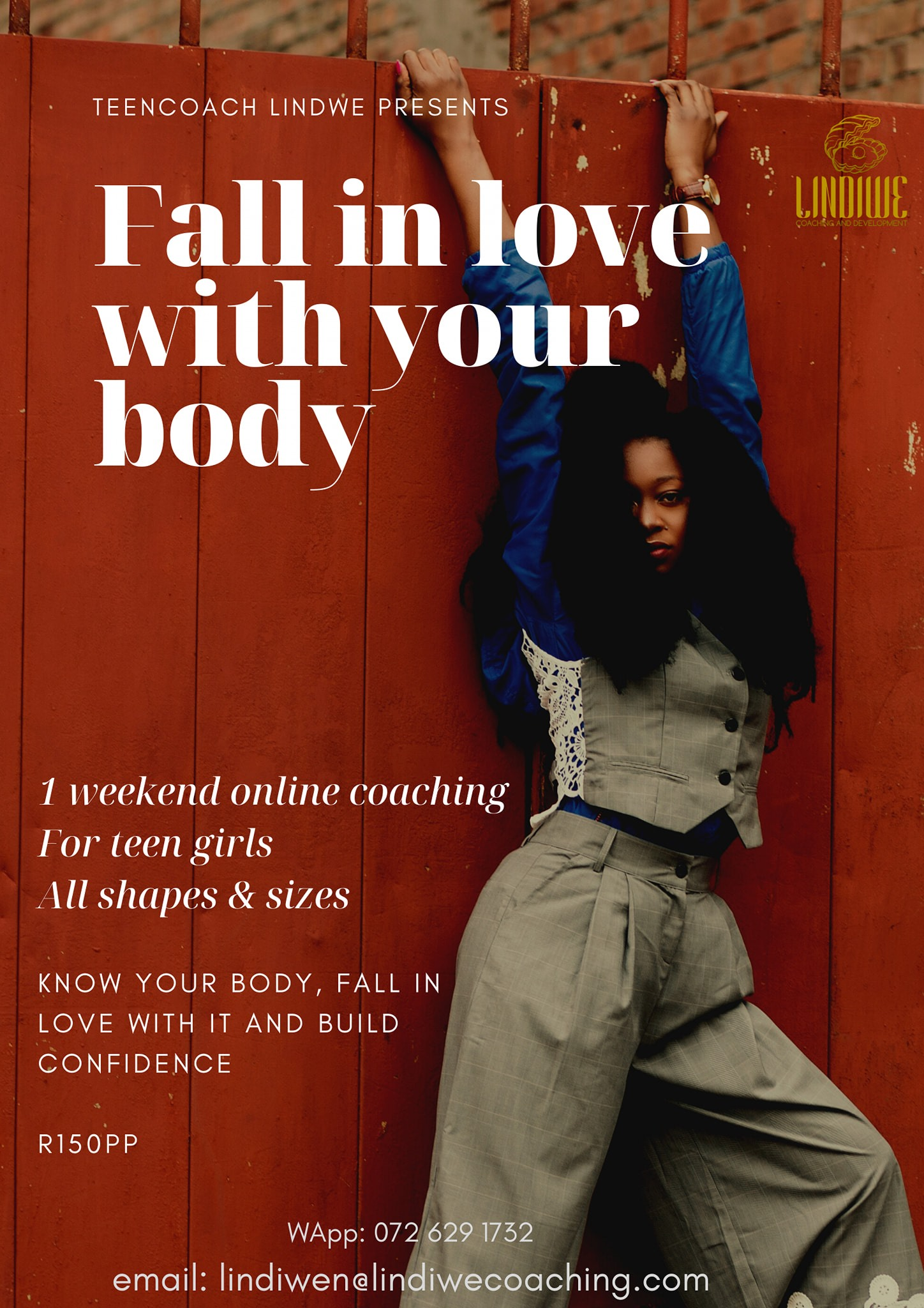 Fall in love with yourself workshop